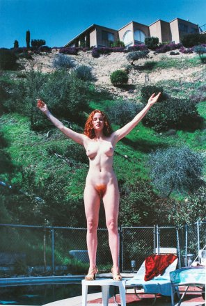 amateur photo Some quality stuff: Alison Cohn by Helmut Newton