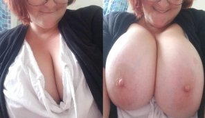 amateur photo On and off, in and out, bend me over and smack me about