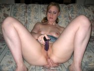 mommy and dildo