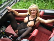 Milf in Bodystockings