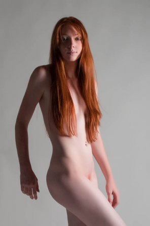 amateur photo Long-haired ginger