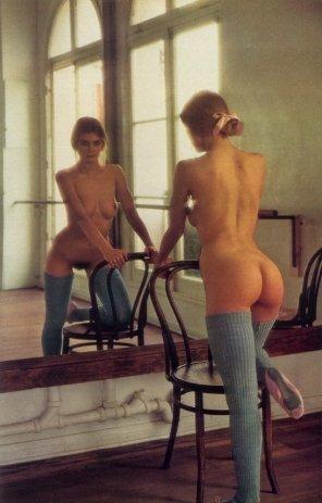amateur photo Kristine Winder, Playboy 1977
