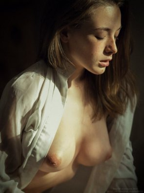 amateur photo open shirt