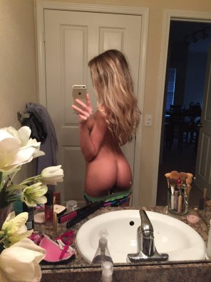 amateur photo Lovely from behind