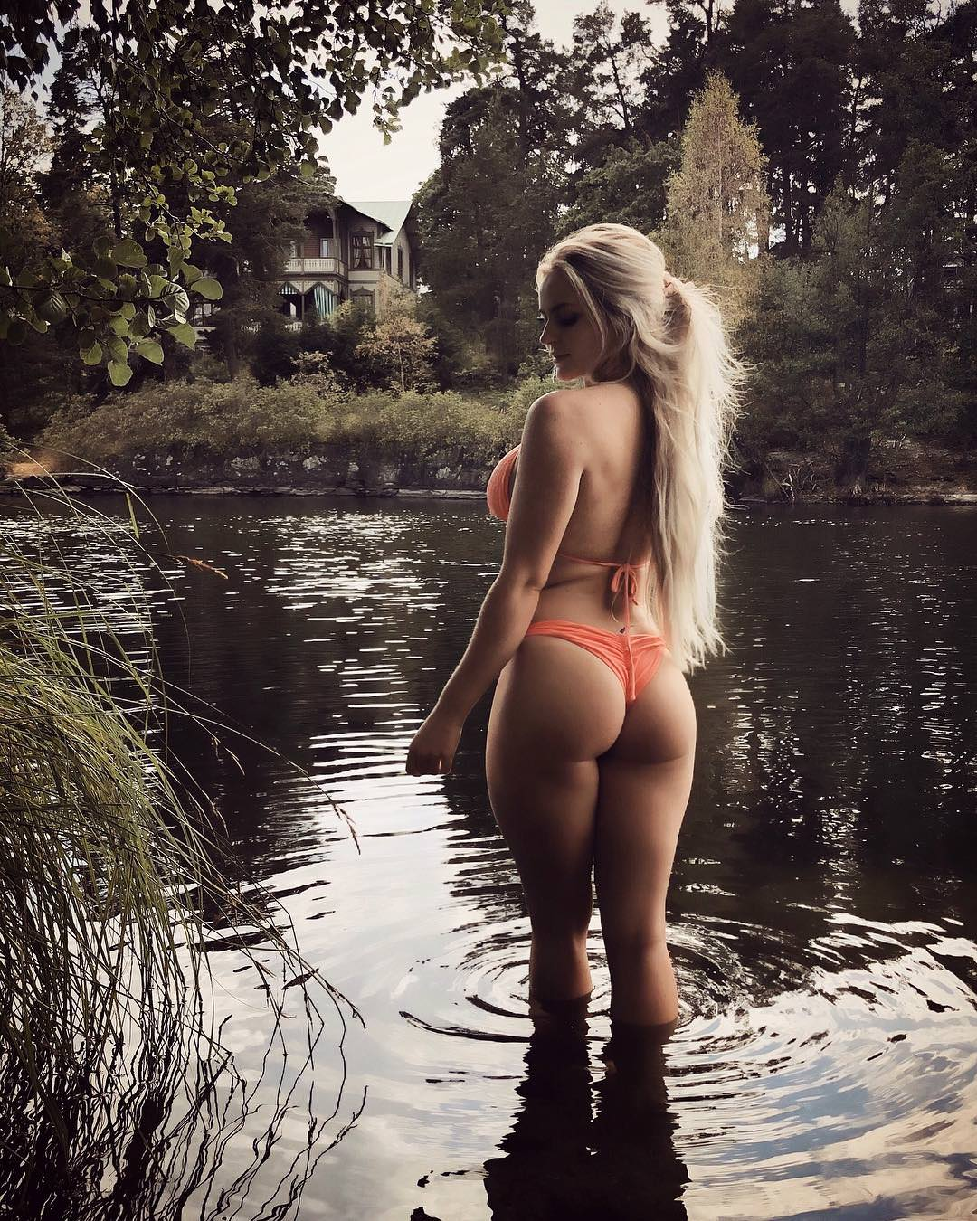 Nude anna nystrom The Ultimate