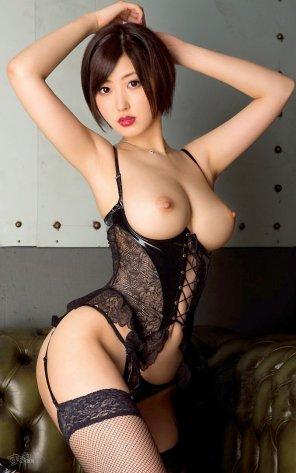 amateur photo Asahi Mizuno