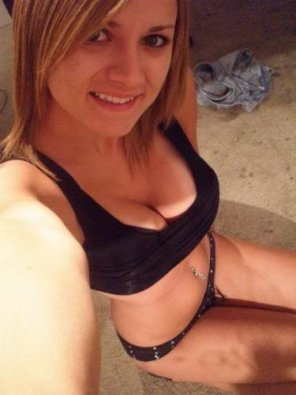 amateur photo Cute selfshot