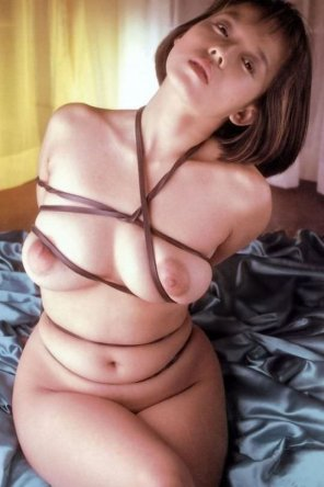 amateur photo All tied up