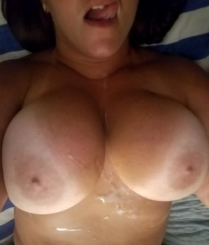 amateur photo IMAGE[Image] Cum Covered 💦
