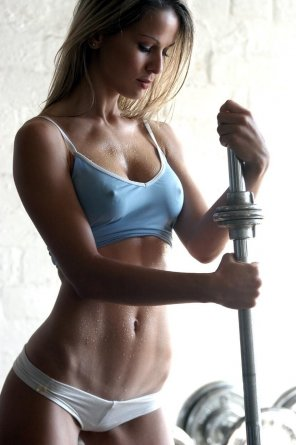 amateur photo Athletic Body