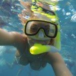 amateur photo Snorkeling