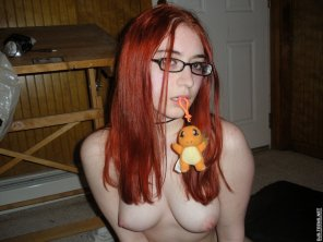 amateur photo Charmander, I choose you
