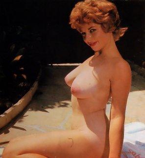 amateur photo Joan Lang 1962