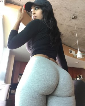 amateur photo She is THICK!