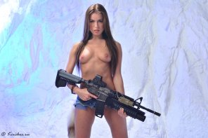 amateur photo Armed & Dangerous