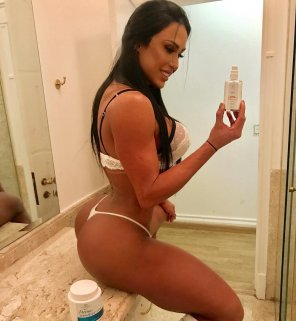 amateur photo Gracyanne Barbosa