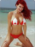 amateur photo Oh Canada