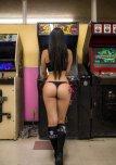 amateur photo Street Fighter