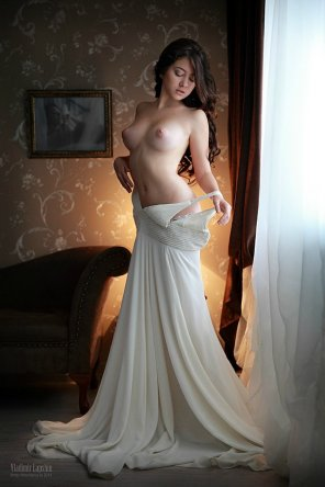 amateur photo Long Dress