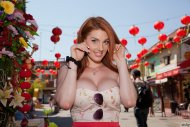 Lilith Lust in China Town