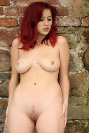 amateur photo Red hair