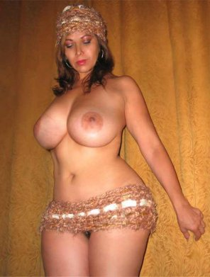 amateur photo Mature thickness