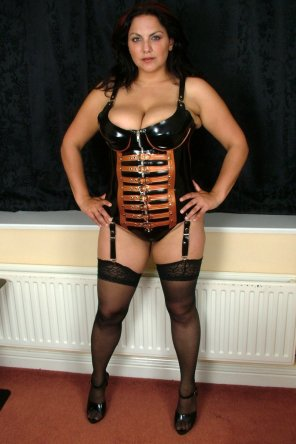 amateur photo British Dominatrix