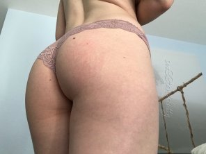 amateur photo An ass in need o[f] a spank!