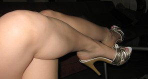 amateur photo hot wife hot legs!
