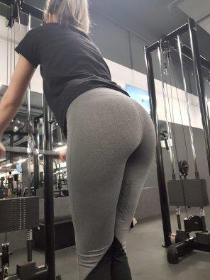 amateur photo [SELF] My workout pants. Do you like them? [F] [19]