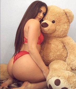 amateur photo Happy Teddy