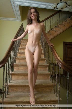 amateur photo Staircase