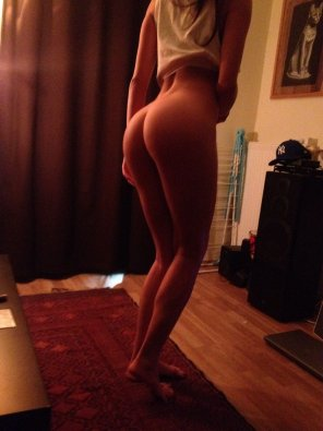 amateur photo Lovely figure