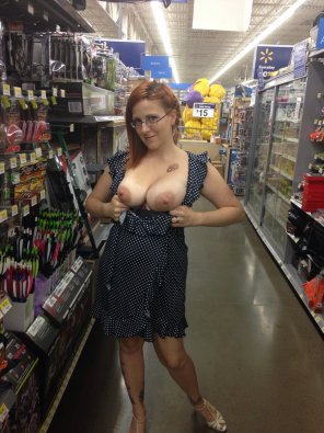 amateur photo Gotta Love Walmart