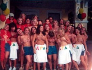 amateur photo Alpha Gamma Delta