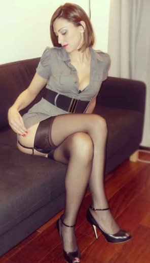 amateur photo Gorgeous Amateur in Stockings