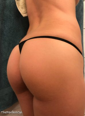 amateur photo There's a thong in there somewhere.😏 [F,OC]