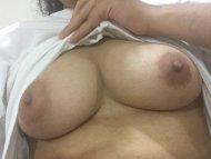 [Image] favourite photo my this slut's tits! ♥️
