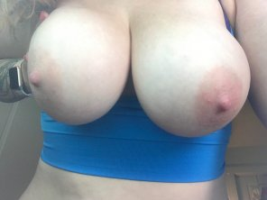 amateur photo Titty Tuesday! Cum celebrate 😉 [OC]