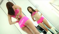 Asian babe Marica Haze- teasing video http://fapality.com/326/