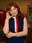 amateur photo Alice Levine