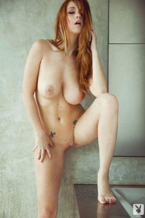 amateur photo Leanna Decker's Amazing Body