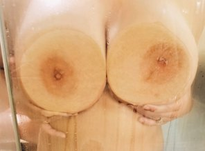 amateur photo Join me, I'm All Wet xoxo