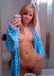 amateur photo Adorable Blonde