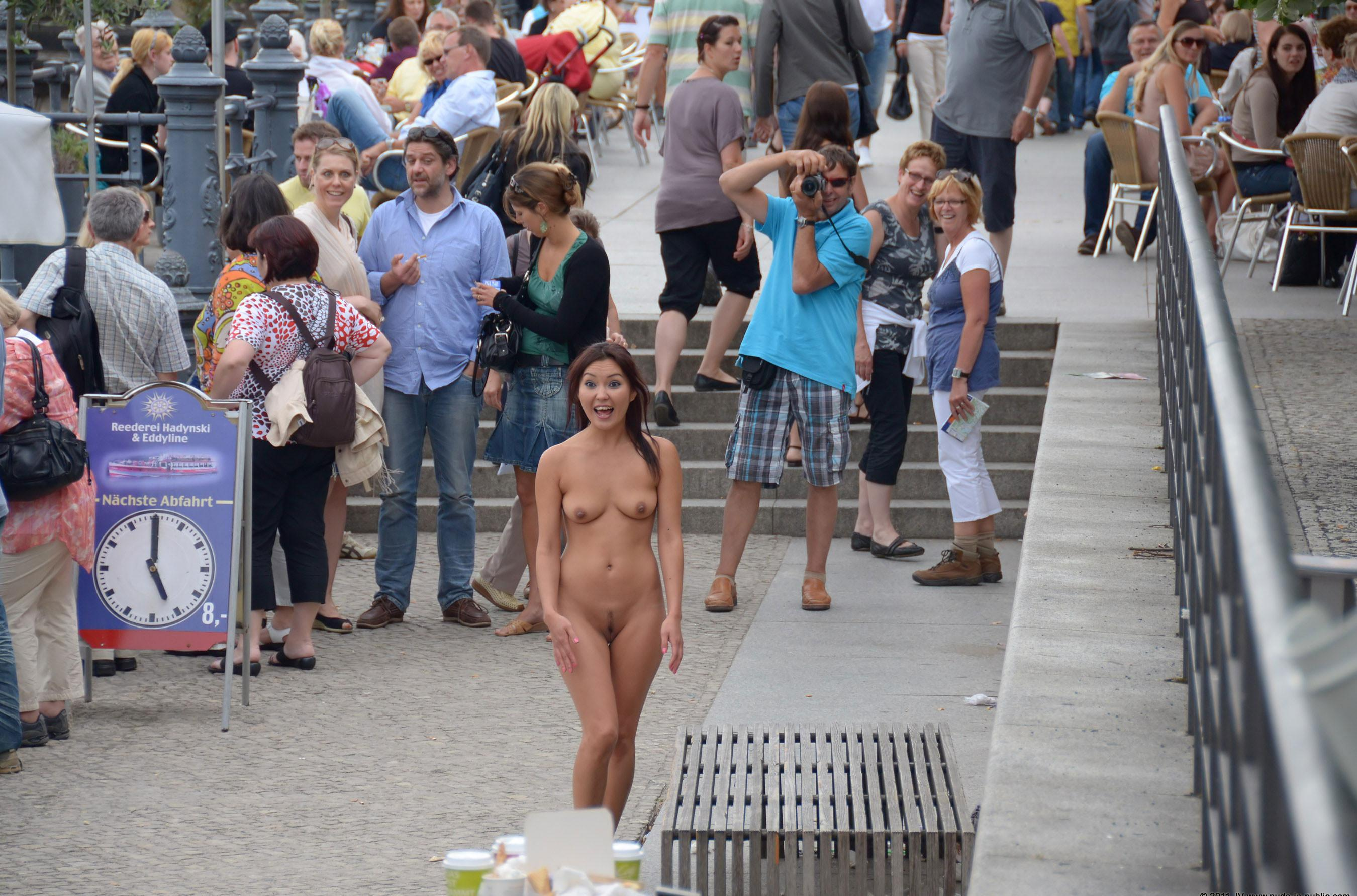 Area nude in public pity
