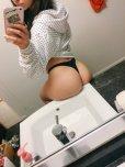 amateur photo Joseline Kelly Bathroom Booty Selfie