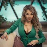 amateur photo Viktoria Yakovlevna