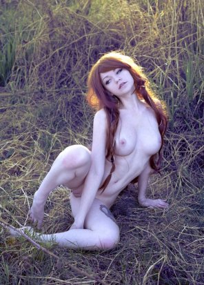 amateur photo Steamgirl Rin - The Meadow