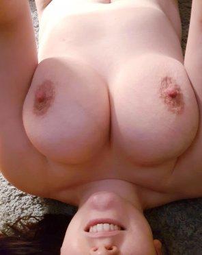 amateur photo IMAGE[image] upside down?