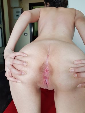 amateur photo My virgin holes 🙈